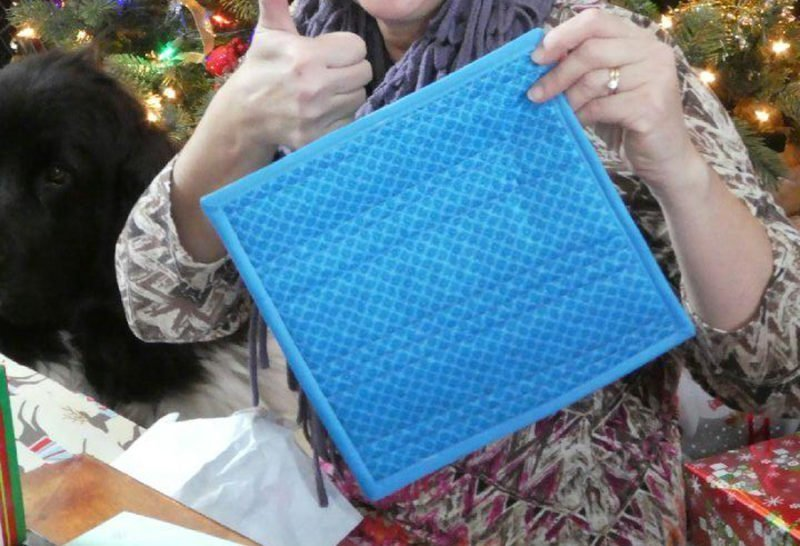 Easy DIY Hot pad tutorial