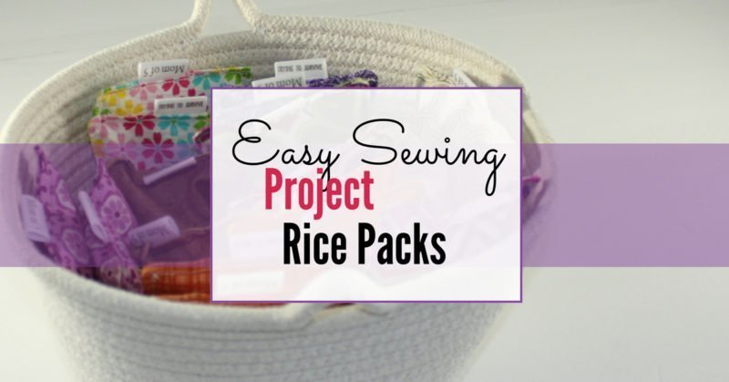 Rice Pack Hand warmers