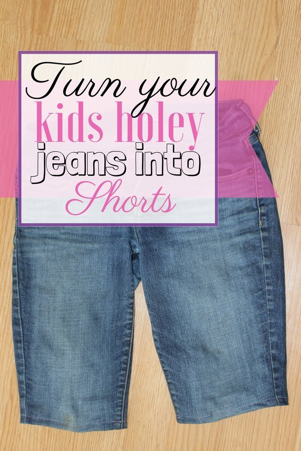 7412186945 Turn Holey Jeans into shorts | Get some more wear out of your boy holey  jeans