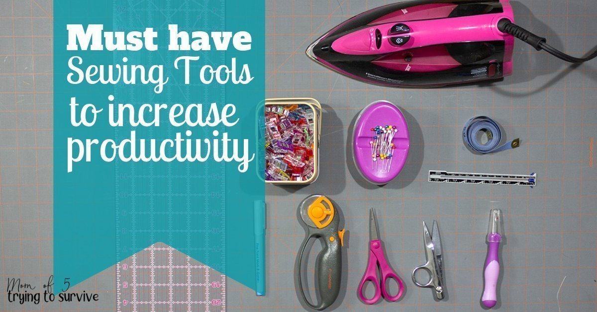 11 more sewing tools you should have