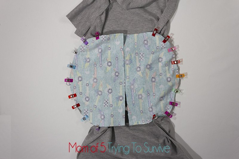 diy boy pajamas